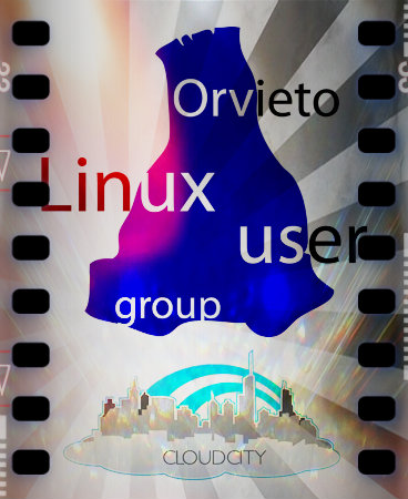 Orvieto Lug Installation Parti in the Cloud CIty